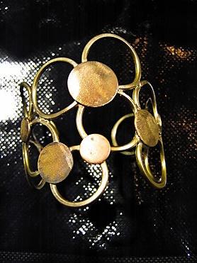 Bracelet Naia - laiton