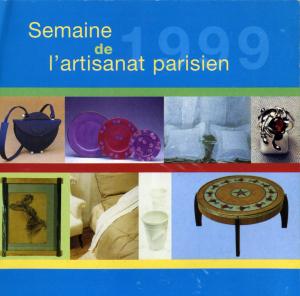 parution artisanat parisien