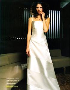 parution mariage magazine bague crital