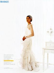 parution mariage magazine bracelet iuso