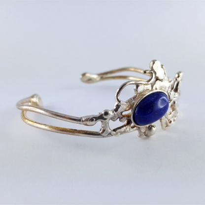 Bracelet Ériu - Lapis-lazuli